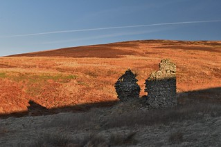 Gamelshiel Castle and Spartleton Hill | by Joe Kincaid