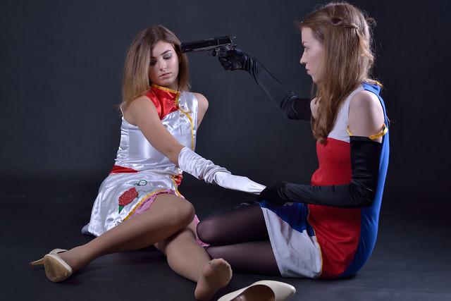 Brianna and Skye Cosplay Shoot Part 3