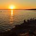 Cascais - Boca do Inferno & setting sun