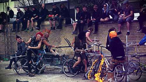Bike Wars - DIY PUNK FEST | by relax, it's only paranoia