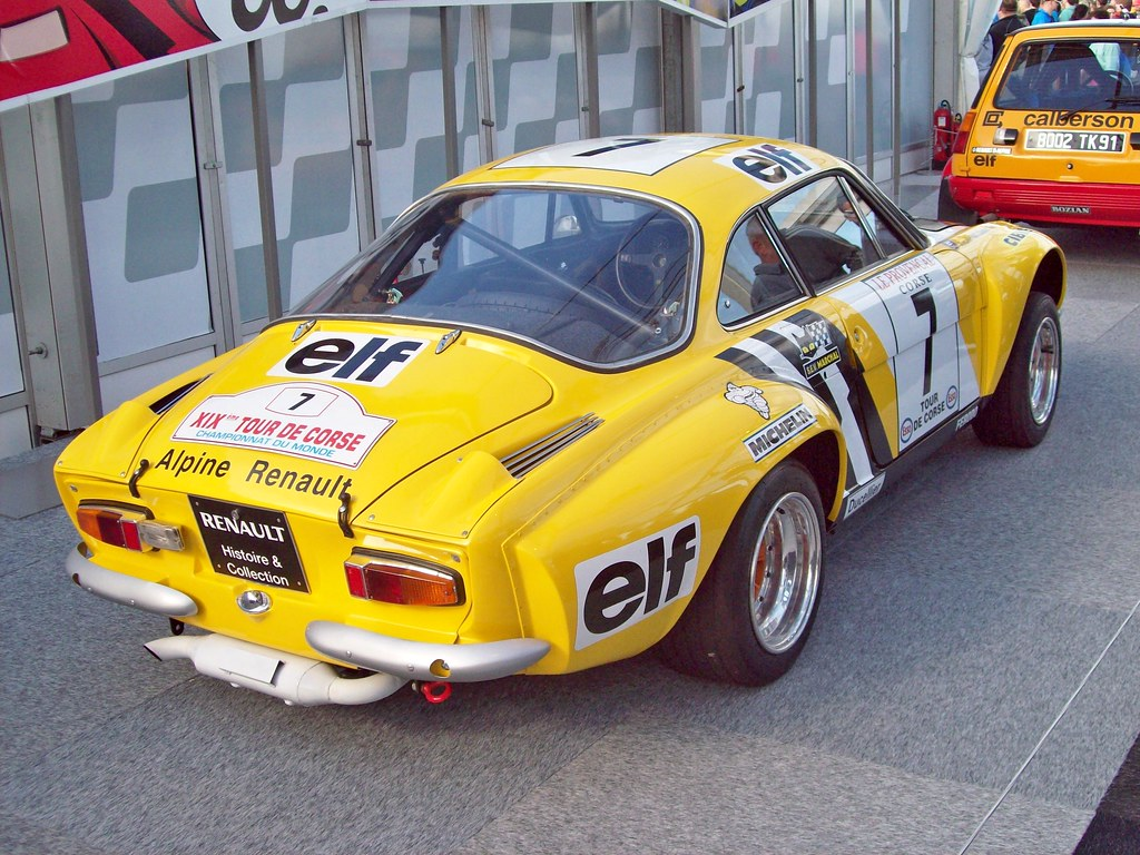 """Alpine A110 """"Berlinette"""" - 1/24e [Tamiya] 5933401915_06d11c646d_b"""