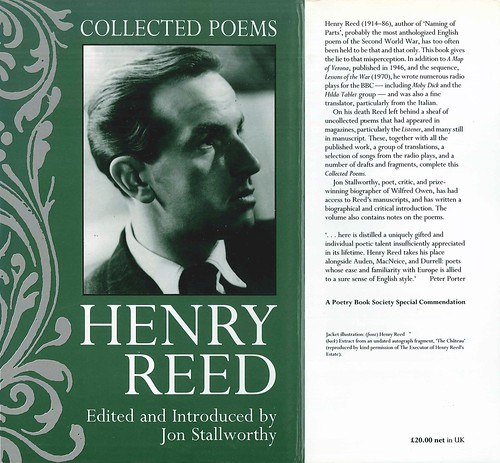 Collected Poems (Front) | by Reeding Lessons