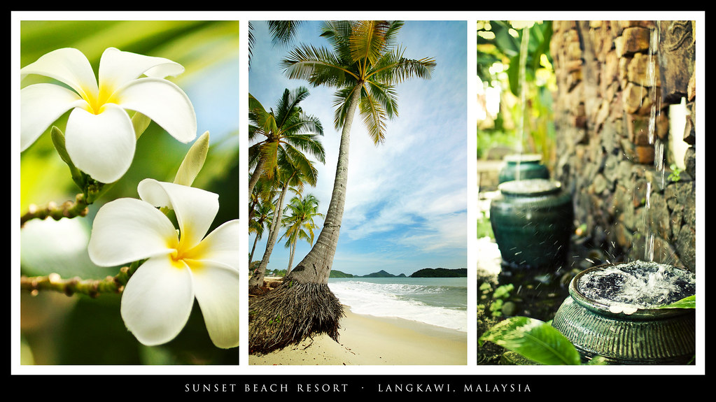 Sunset Beach Resort Langkawi Canon Eos 450d Don T Use Thi