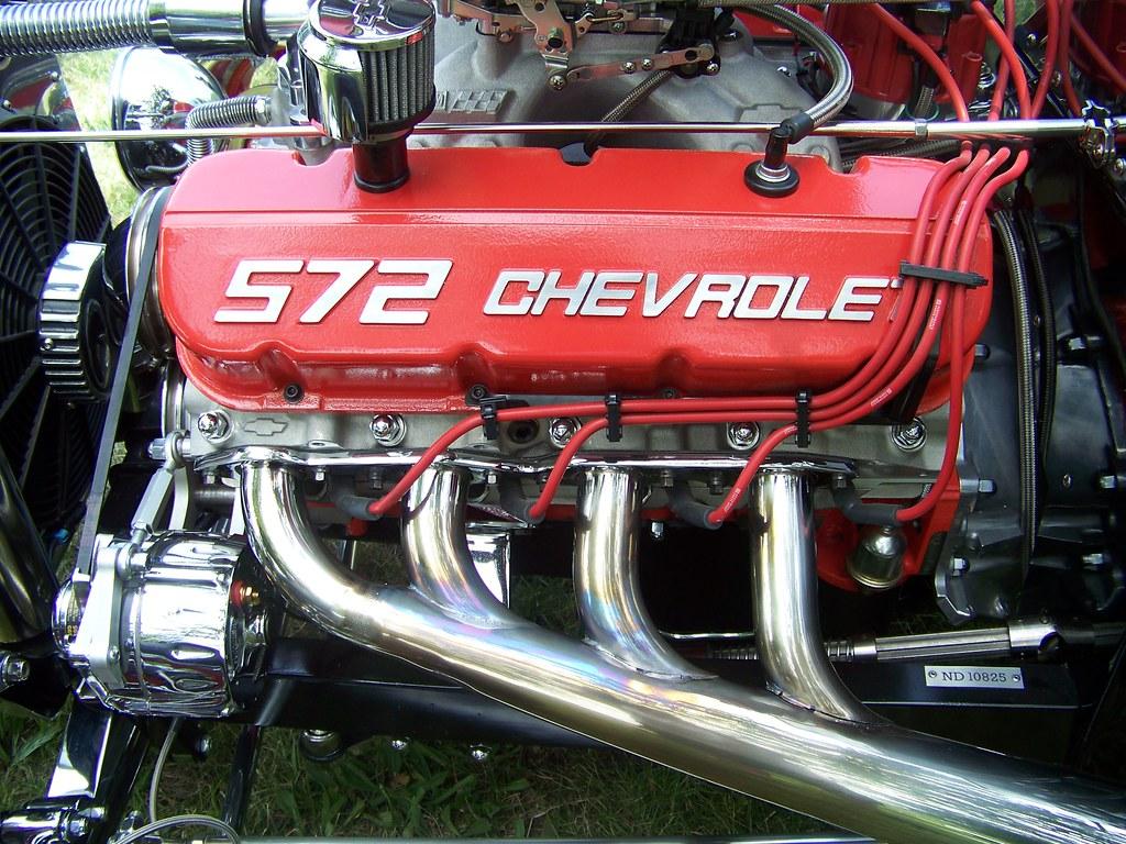 572 Chevrolet 625 Hp 2011 Coarsegold Car Show Coa