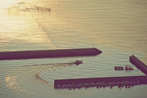 sunset bay nikon takamatsu nikkor fx 夕焼け yashima 湾 70300mmf4556gvr 屋島 d700 gettyimagesjapanq3 ©jakejung