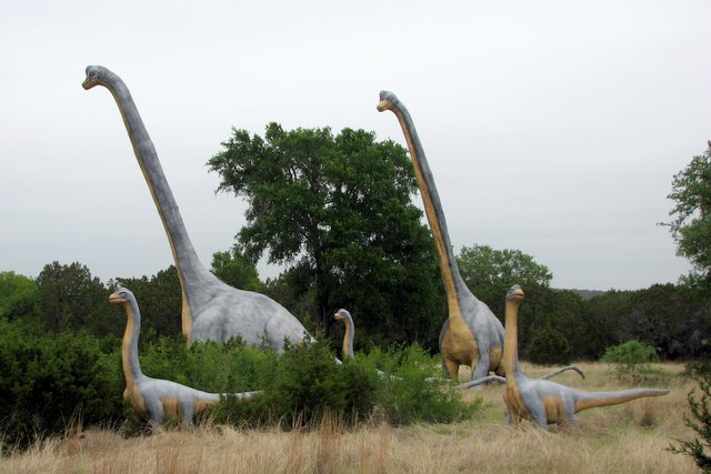 Dinosaur Park, Cedar Creek, Texas | Star Reedy Bradshaw | Flickr