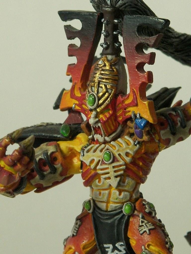 Eldar Yme-Loc Avatar of Khaine | Flickr - Photo Sharing!