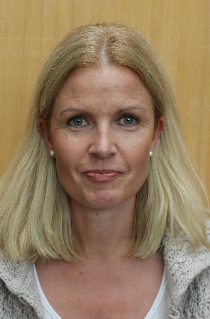 Blonde Mature Woman