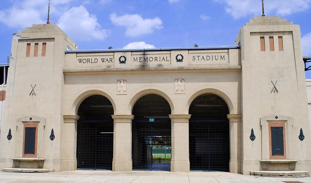 World War Memorial Stadium