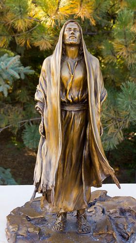 park sculpture usa art monument statue bronze garden utah ut christ jesus christian collection lds jesuschrist lightoftheworld lehi newtestament 2011 thanksgivingpoint matthew14 angelajohnson