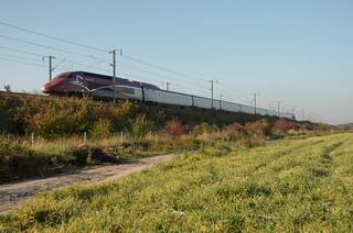 Thalys at 300 km/h | by Bastiaan_65