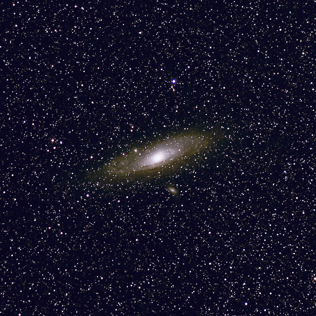 Andromeda Galaxy | The Andromeda Galaxy or M31 as captured i… | Flickr