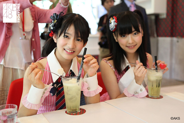 AKB48 Official Cafe Singapore Soft Launch 25 June 2011