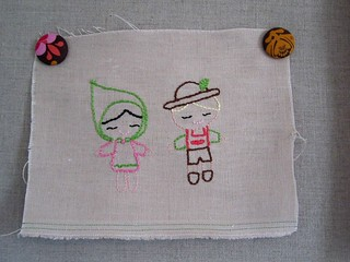 1456 | by Elena @ Hot Pink Stitches
