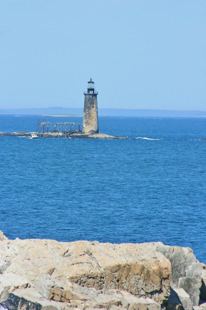 Ram Island Ledge Lighthouse Ram Island Ledge Lighthouse