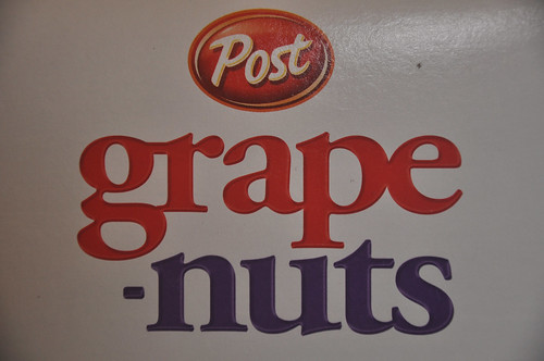 Grape Nuts | by Harlequeen