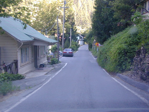 Downieville Streets