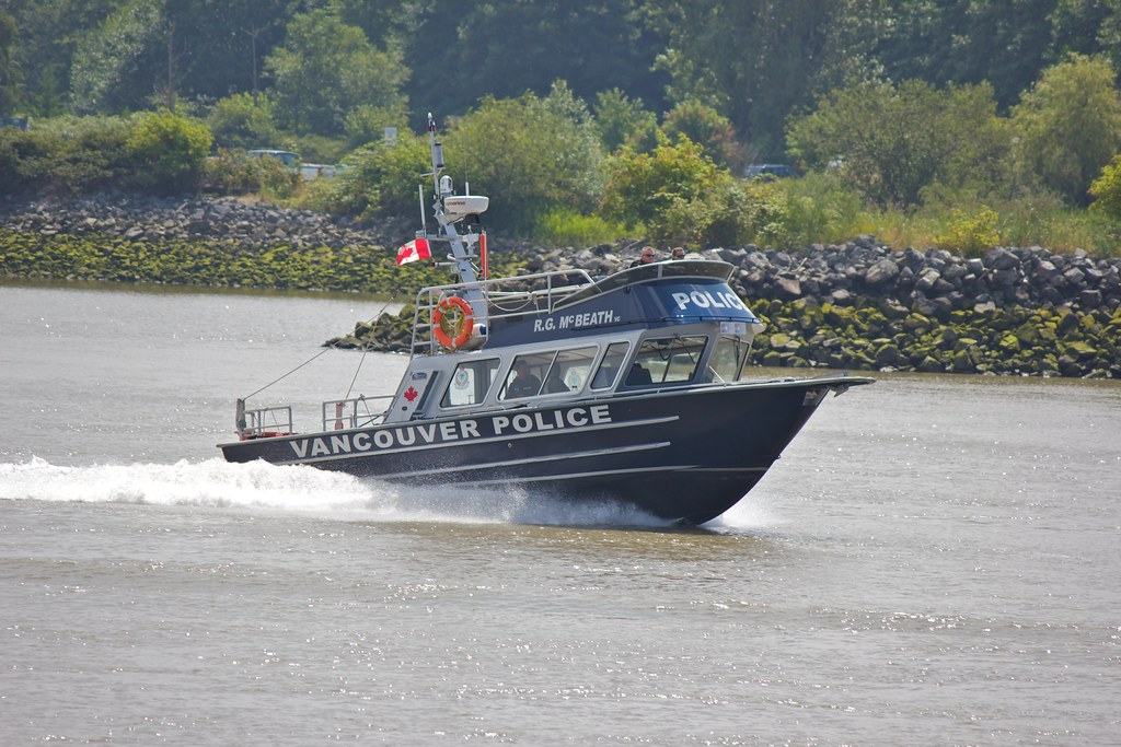 VPD Patrol Boat