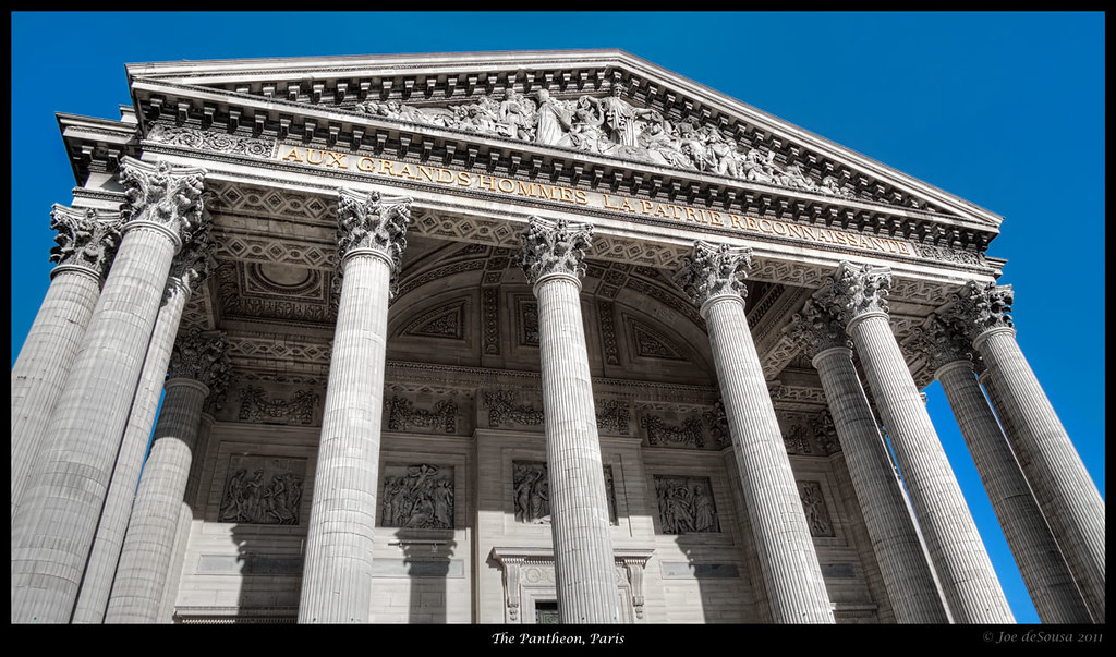 The-Pantheon