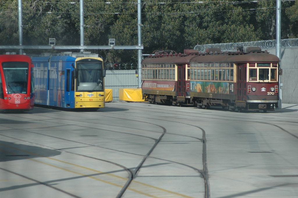 Metro Adelaide fleet by Henk Graalman