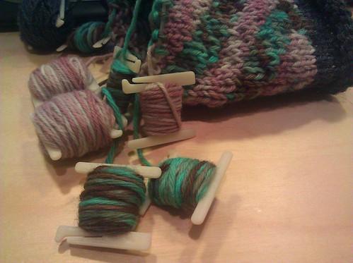 Yarn bobbin   by kellbot
