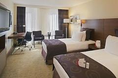 Hotelroom Hotel Crowne Plaza Amsterdam (3)
