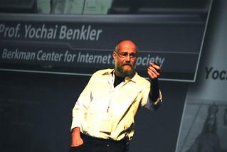 Yochai Benkler | by rexhammock