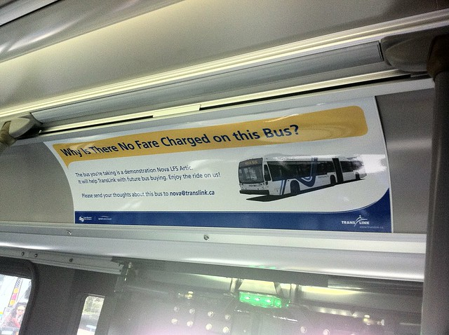 Why Is There No Fare Charged on this Bus?