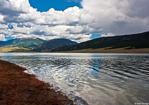newmexico reflections water sangredecristomountains rockymountains mountains unitedstates america usa
