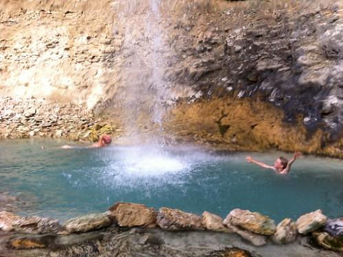cameraphone waterfall fairmont hotsprings iphone4