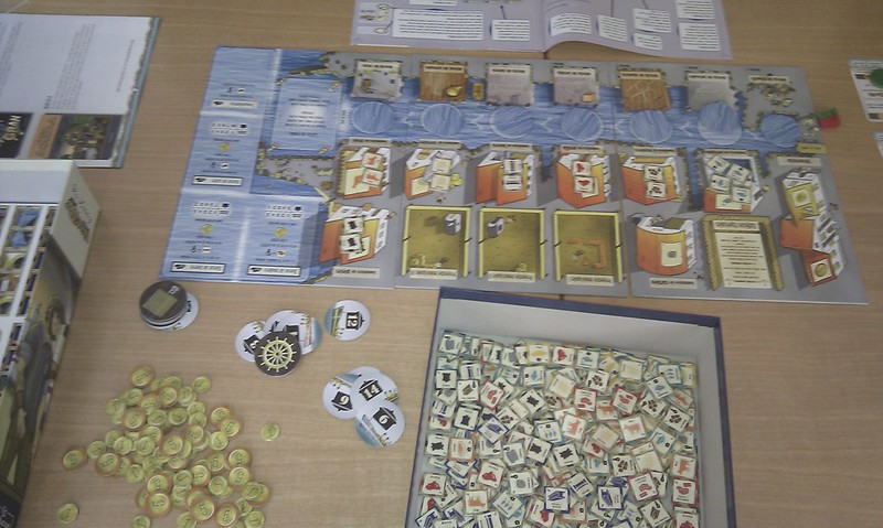 Top 10 Strategy Board Games for Adults Le Havre