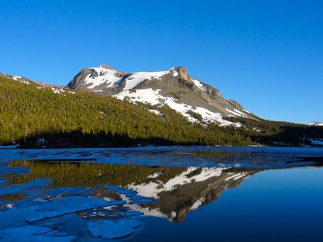 Mt Dana (13,061 feet) & Tioga Lake (9,638 feet) – Yosemite