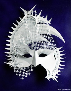 Star mask | by all things paper