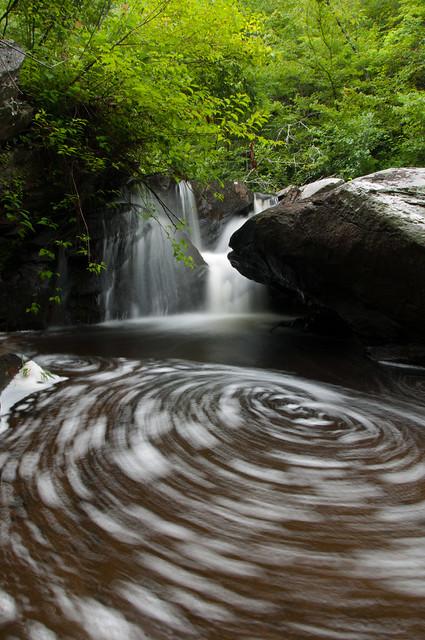 Silent Swirls