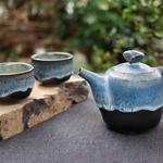 海水藍壺組