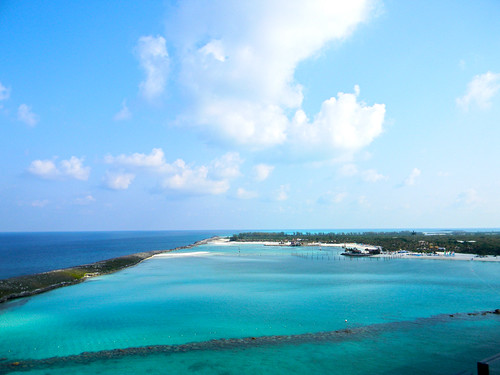 Castaway Cay view from the Disney Dream | by manda678