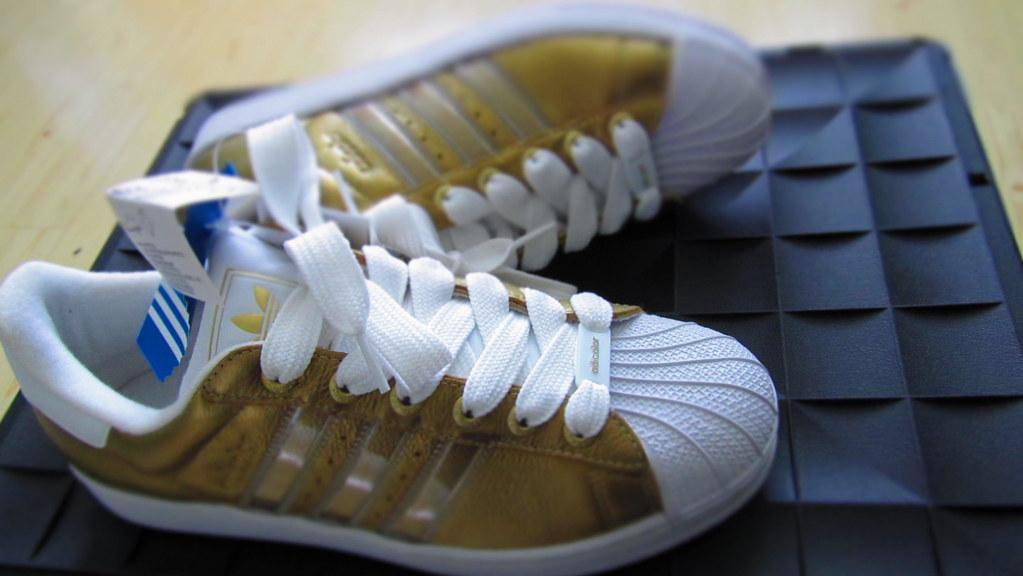 Adidas Superstar Ii Gold 2326Autekiller Is Adicolor Flickr PwOnkX80