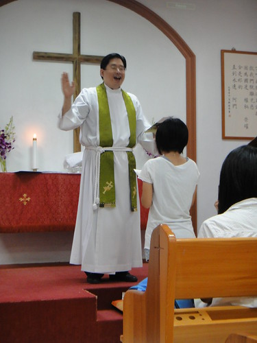 Lin's Baptism | by The_Dream1