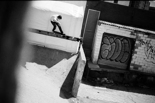 Adam Dufour, Bs 50-50