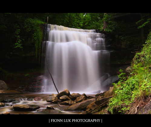 longexposure ontario canada fall nature 30 canon landscape frozen waterfall long exposure hamilton scene explore freeze 5d seconds luk fionn greatfall