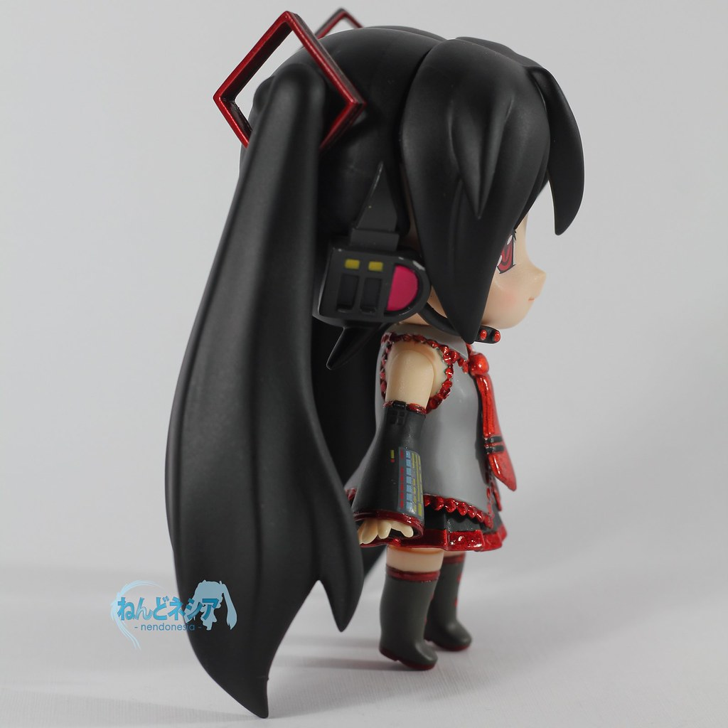 Nendoroid Zatsune Miku (side view) | Charlie | Flickr