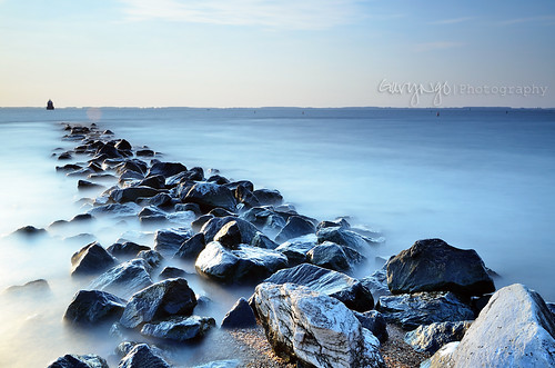 longexposure seascape beach rock landscape nikon filter lee d7000 bigstopper