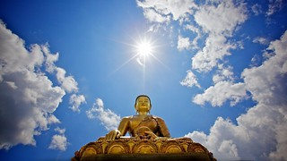 Buddha perspective, Thimphu, Bhutan | by Michael Foley Photography