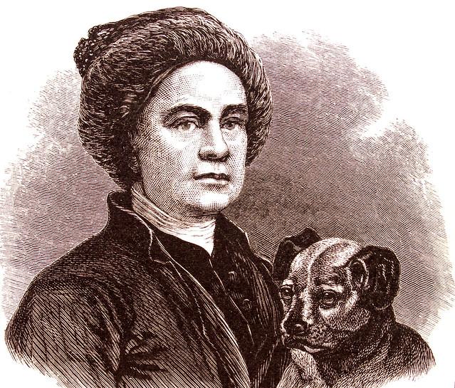 Hogarth and his pug
