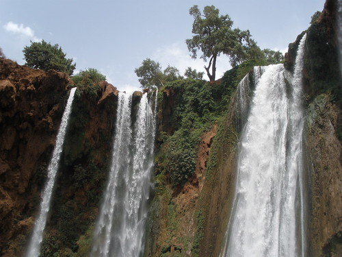 Watrerfalls Morocco Excursion from Marrakech | by Morocco Amazing Tours