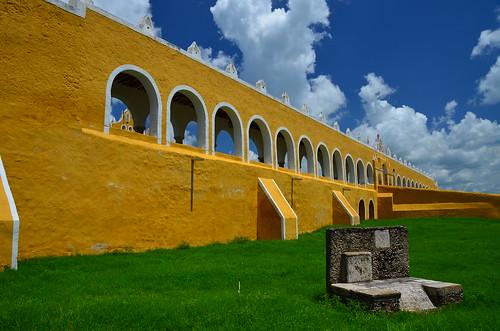 Izamal Monastery, Yucatan, Mexico