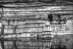 Freedlyville Quarry in Dorset, VT by J. Van hoesen