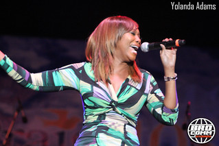 Yolanda Adams | by Brocomm Studios