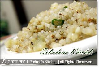 Sabudana-Khichdi3   by Padma's Kitchen