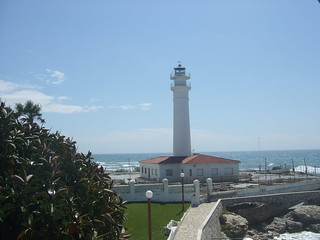 Views of Torrox lighthouse from the promenade | by Haydn Blackey